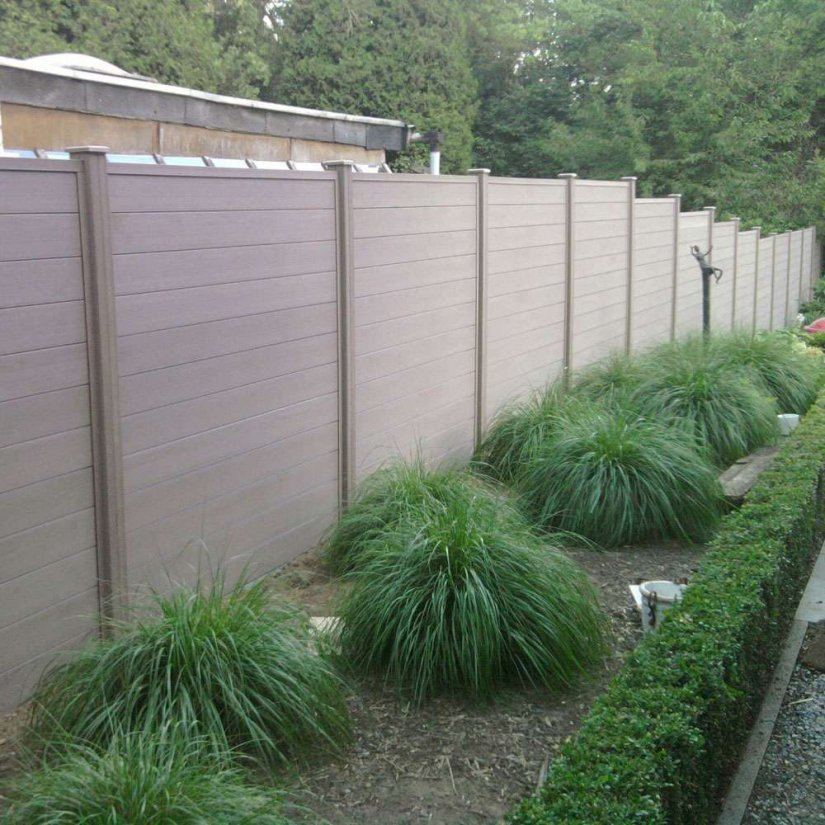 Modulair Duofuse Tand en Groef plankensysteem - 200x200cm - Tropical Brown